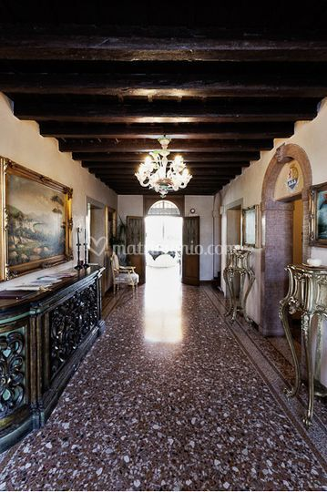 Hotel Villa Palma interni