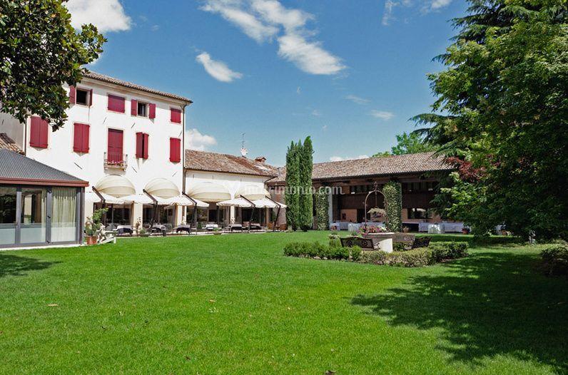 Hotel Villa Palma esterni