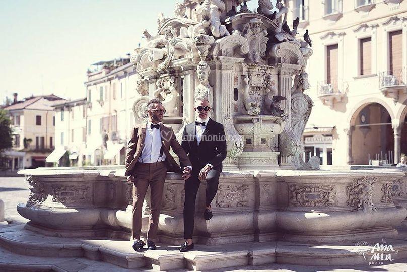 Matrimonio Morris&Marco