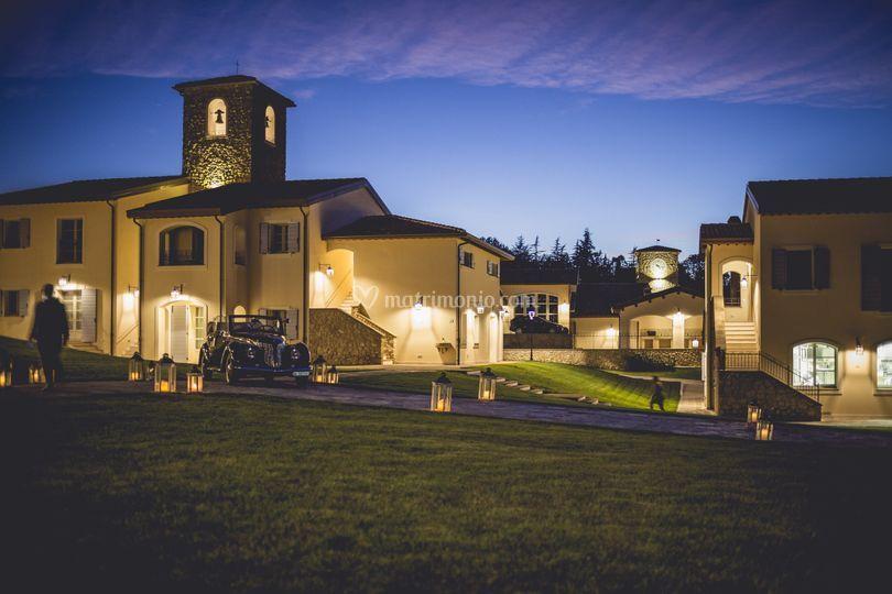 Location: Borgo Condè