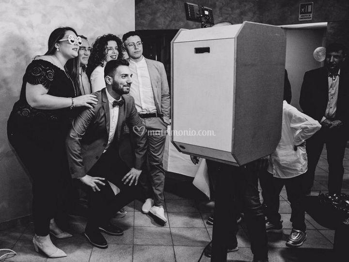Totem Photobooth Irpinia
