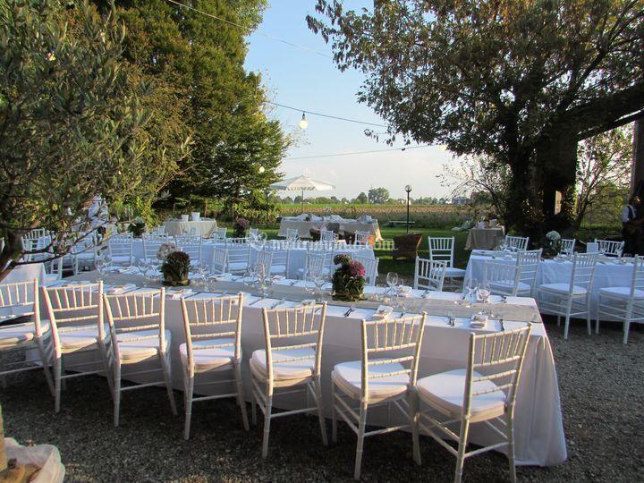 Allestimento location Parma
