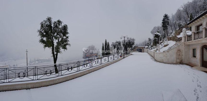 Prima nevicata 2019