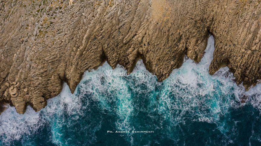Mare in tempesta (drone)