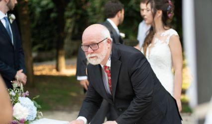 Richard Brown - Celebrante laico