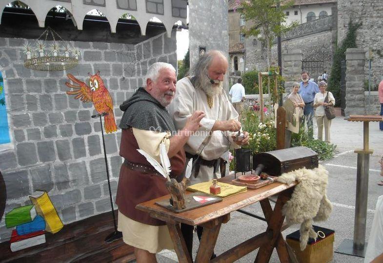 Ambientazione medievale