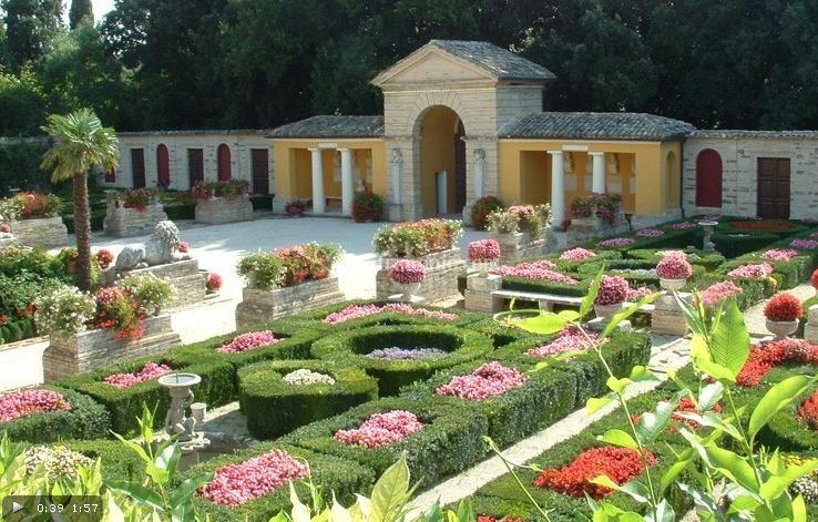 Giardino Villa Collio
