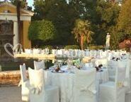 Banchetto in Giardino a Villa Collio