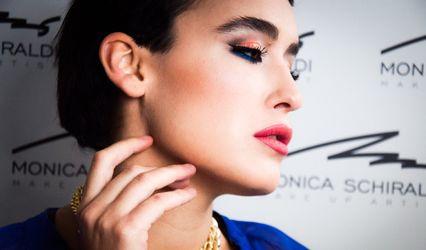 Monica Schiraldi make up artist