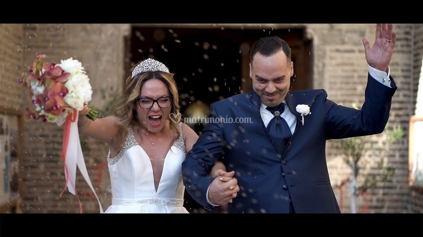 Wedding Yuri e Maria