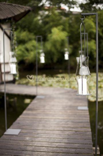Lanterne gazebo