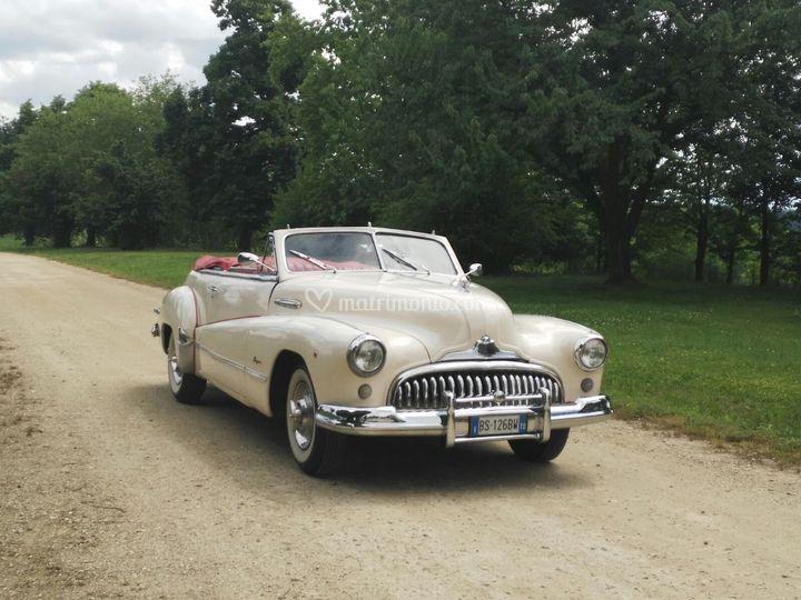 Buick cabriolet 1948