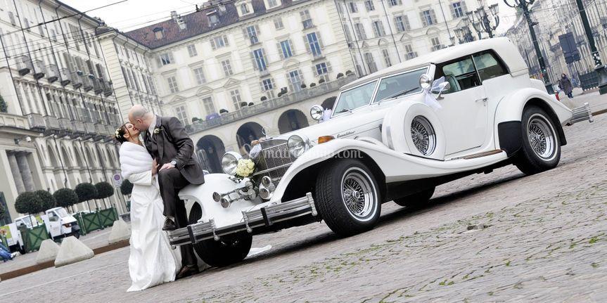 Excalibur phaeton iv cabriolet