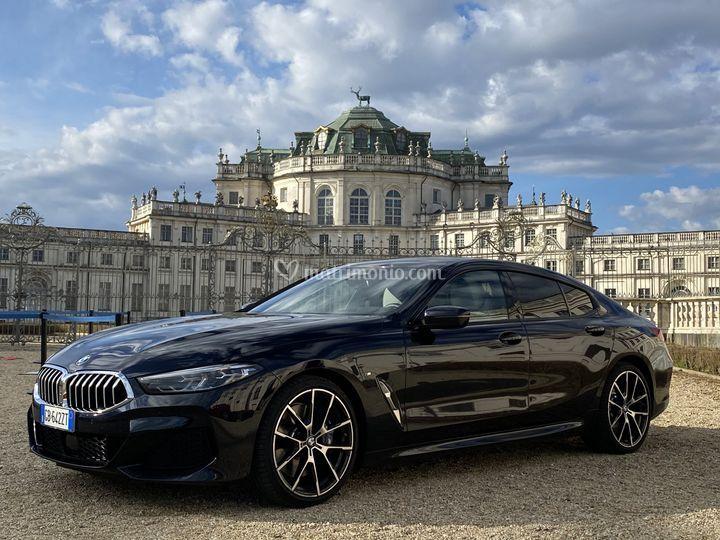 BMW 840 i Gran Coupè