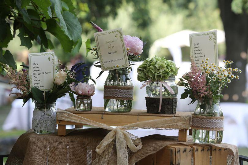 Matrimonio In Agriturismo : Tableau de mariage boho chic di agriturismo case perrotta