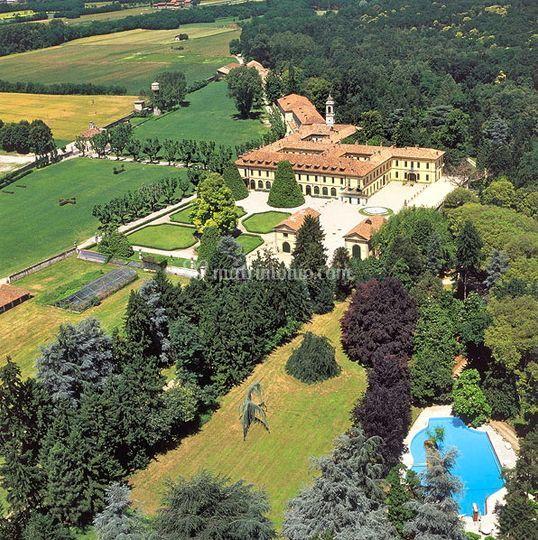Villa Castelbarco Matrimonio