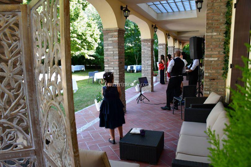 Musicisti Matrimonio Toscana : Agriturismo il murello