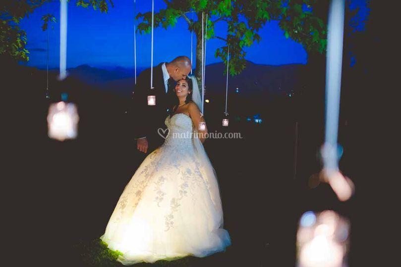 Matrimonio di notte