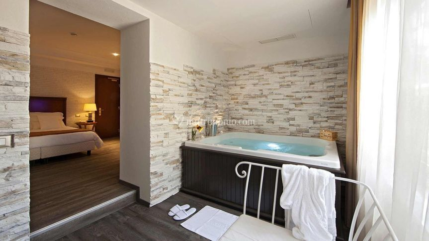Junior Suite con Jacuzzi