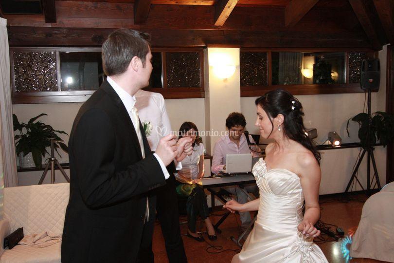 Ad un matrimonio