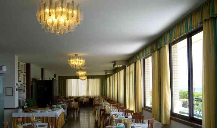 Decorazione dei tavoli