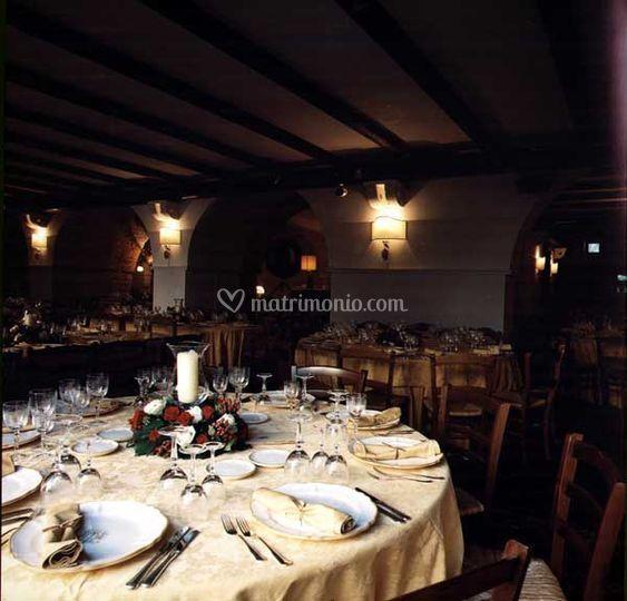 Masseria Cantone Ostuni: ristorante