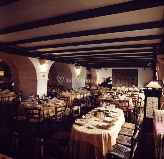 Masseria Cantone Ostuni: salone
