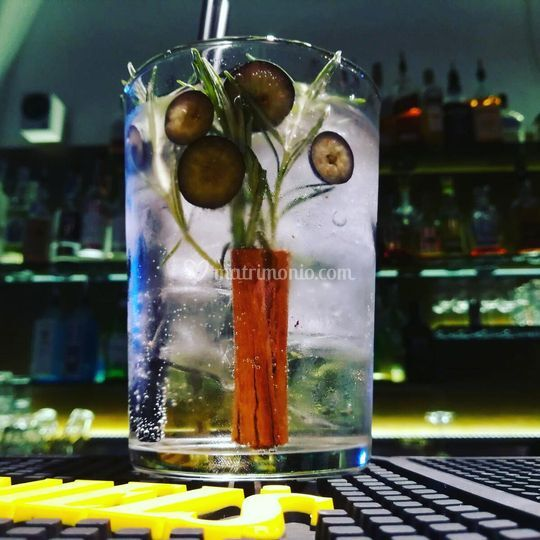 Cartabianca Cocktail-Catering