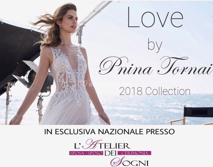 Love by pnina tornai 2018