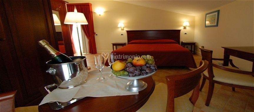 Junior suite Omaggio