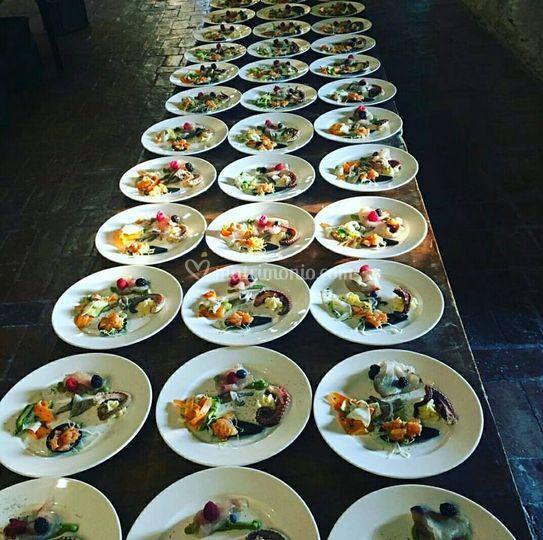 Ristorart catering