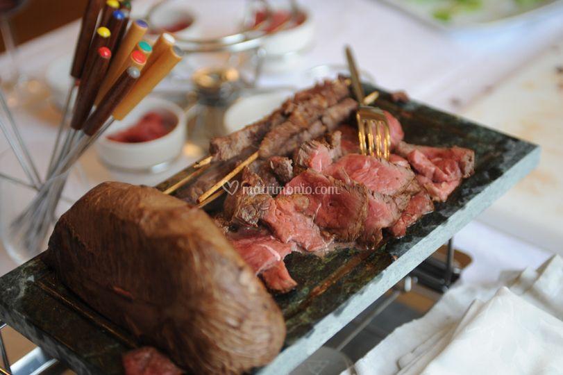 Stuzzichini di carne