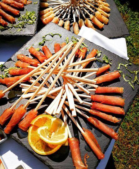 I nostri chop stick