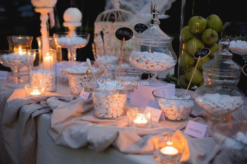 Sweet Table scenografiche