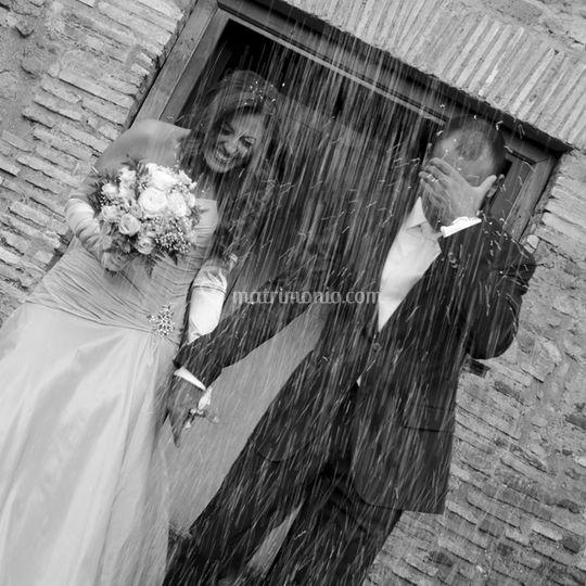 Fabio Zinanni, Wedding in Rome