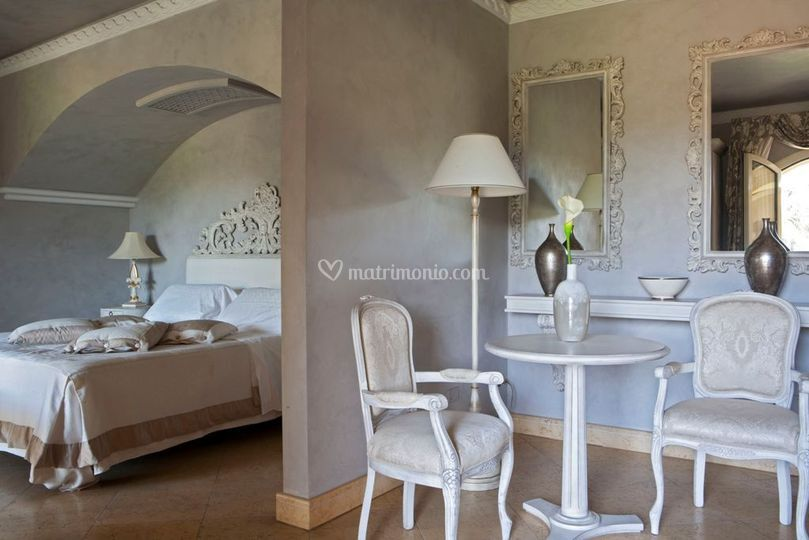 Romano Palace: Suite Barocco Bianca