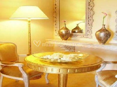 Romano Palace:Suite Baroccco Oro