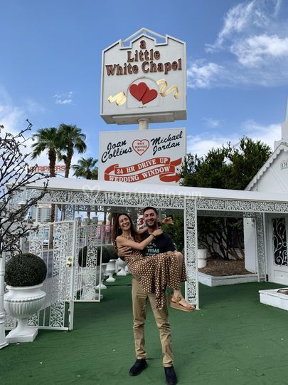 Valeria e Massi, Las Vegas