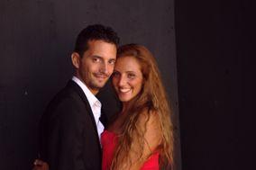 Daniel Favento e Valentina Bergo