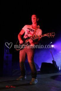 Chitarrista Arena Rock