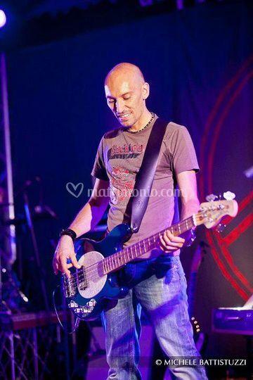 Bassista Arena Rock