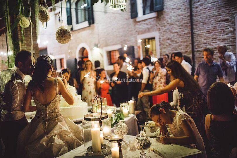 Festa in villa