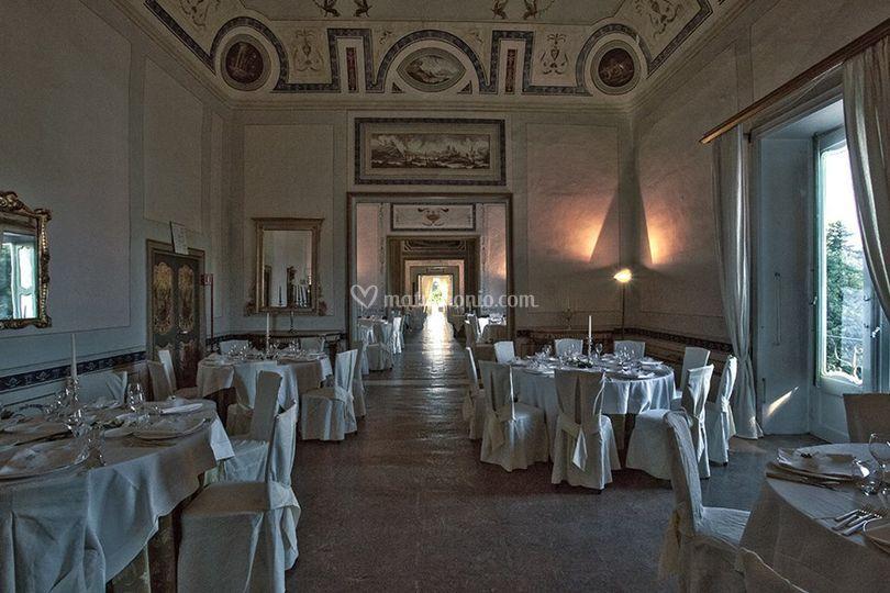 I saloni interni di villa boscogrande foto 73 for Saloni interni