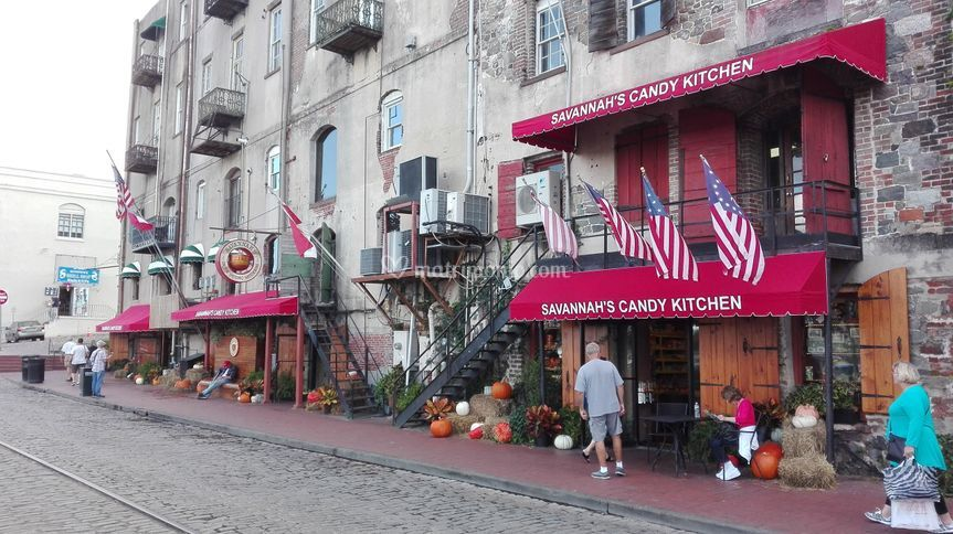 Savannah Georgia, USA