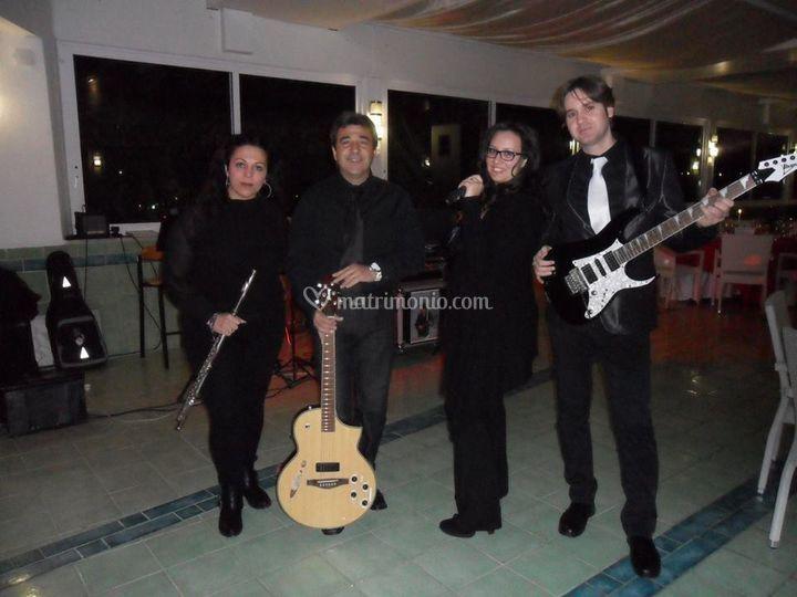 Claudia & Klajd (Rabbit Band)