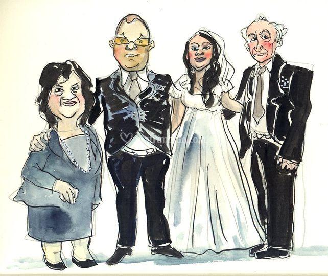 Matrimonio romagnolo-calabrese