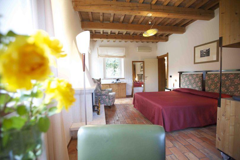 Camere da letto di Villa Matarazzo  Foto 53