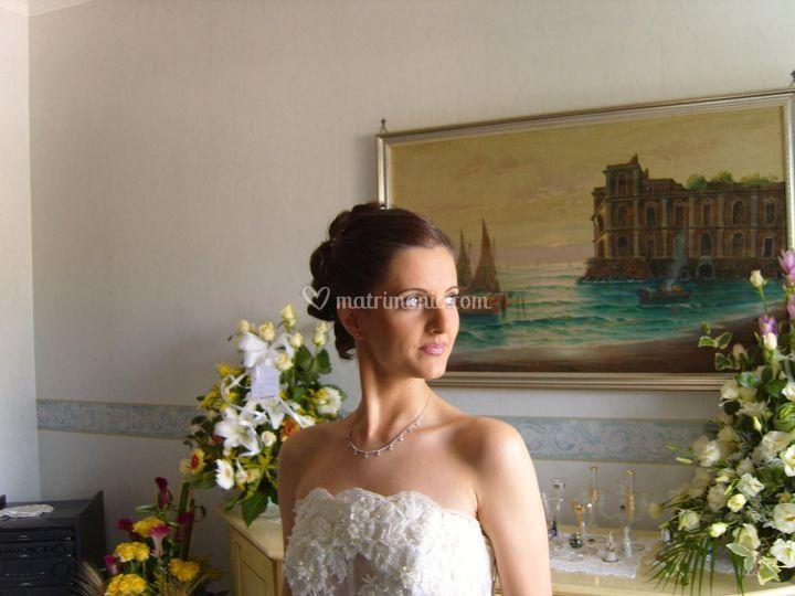 Sposa Le Coiffeur di Mario Cap