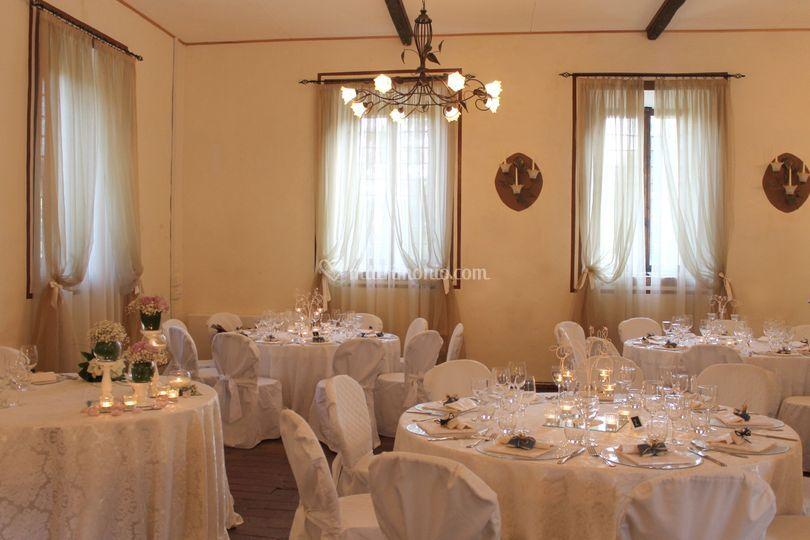 Cena nella sala