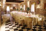 Tavolo imperiale in Sala Scacc